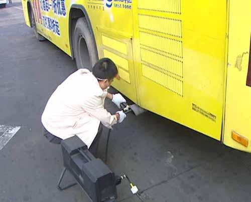 机动车排气监控网络系统,不仅可视频实时监控任一检测站的机高清图片