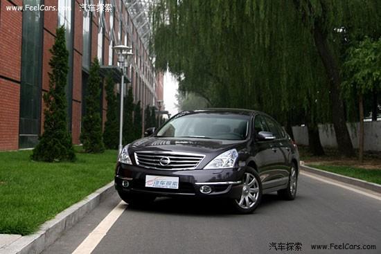 东风日产将推天籁改款车型 2013年上市高清图片