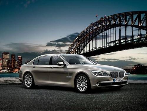 杭州车市 分享7系之悦 BMW新老客户五一感恩回馈高清图片