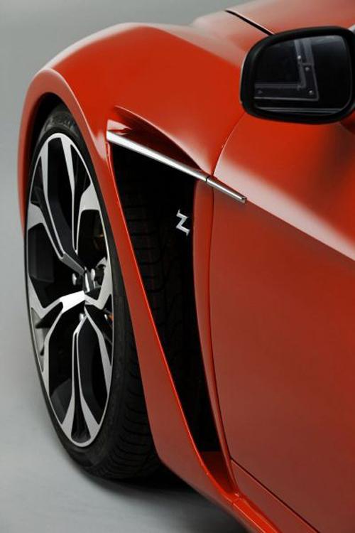 阿斯顿马丁发布V12 Zagato 这部概念车