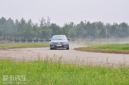 西安车市 new passat 巅峰对决竞品试驾会高清图片