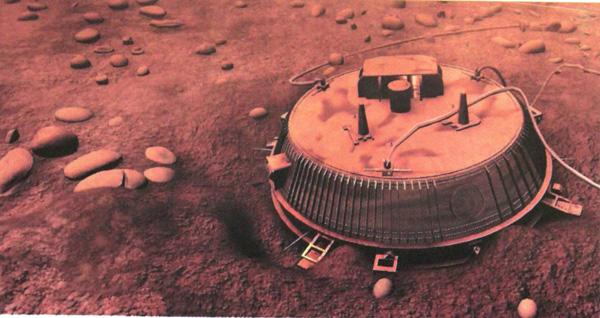 空间探测 惠更斯 Huygens 号探测器
